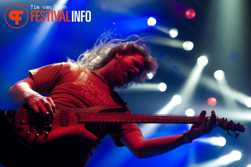 Psycroptic op Neurotic Deathfest 2012 foto