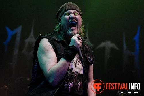 Morgoth op Neurotic Deathfest 2012 foto