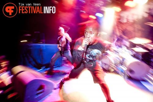 Leng Tch'e op Neurotic Deathfest 2012 foto