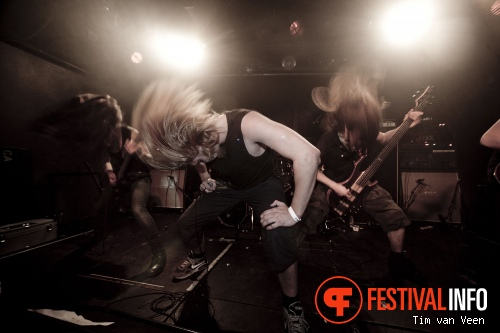 Dictated op Neurotic Deathfest 2012 foto