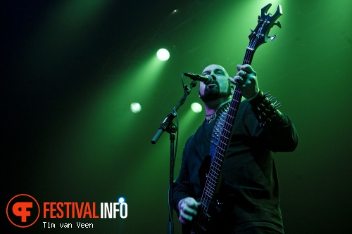 Acheron op Neurotic Deathfest 2012 foto