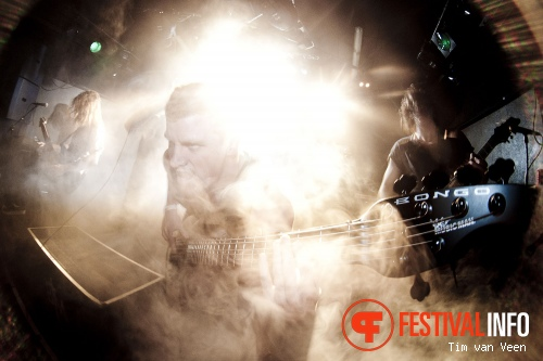 Betraying The Martyrs op Neurotic Deathfest 2012 foto