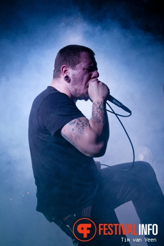 Within The Ruins op Neurotic Deathfest 2012 foto