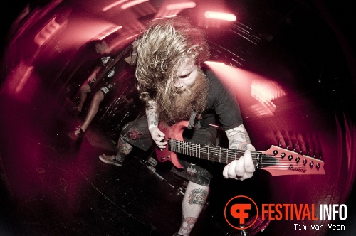 Carnifex op Neurotic Deathfest 2012 foto