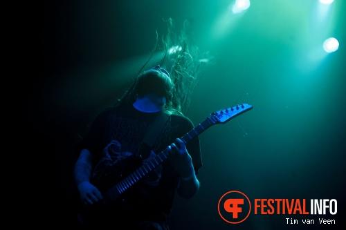 Foto Anaal Nathrakh op Neurotic Deathfest 2012