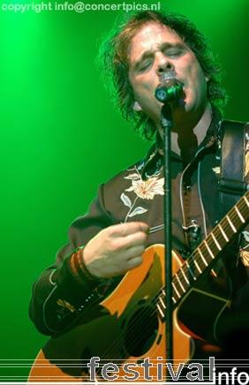 Alan Parsons op Bospop 2006 foto