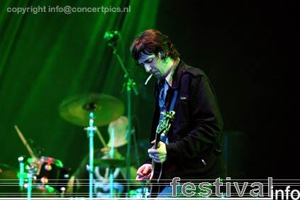 Foto The Charlatans op Bospop 2006