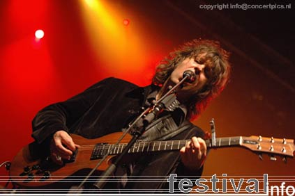 The Waterboys op Bospop 2006 foto