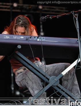 Beth Hart op Bospop 2006 foto