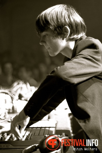 Madeon op 5 Days Off 2012 foto