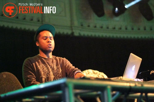 Lunice op 5 Days Off 2012 foto