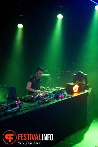 Foto Don Diablo op 5 Days Off 2012