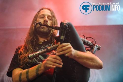 Foto Eluveitie op Paganfest 2012: Eluveitie / Primordial - 28/3 - Patronaat