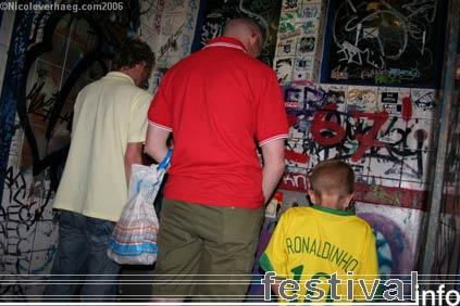 Parkhof Buitenfestival 2006 foto