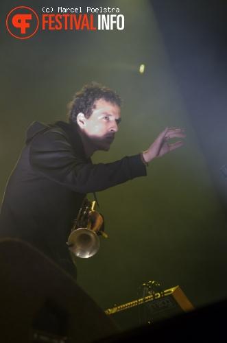 The Kyteman Orchestra op Paaspop Schijndel 2012 foto