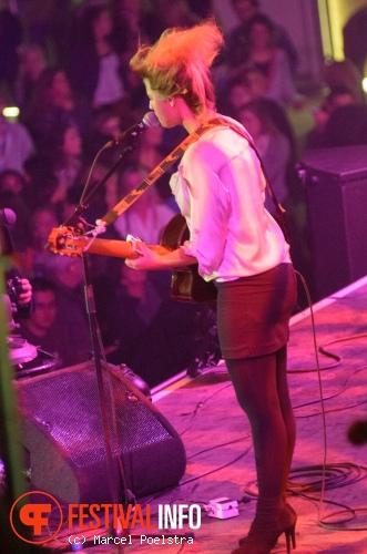 Selah Sue op Paaspop Schijndel 2012 foto