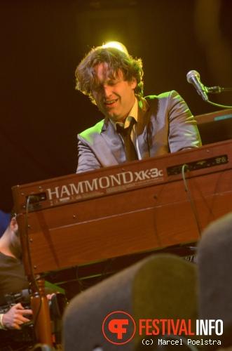 Sven Hammond op Paaspop Schijndel 2012 foto