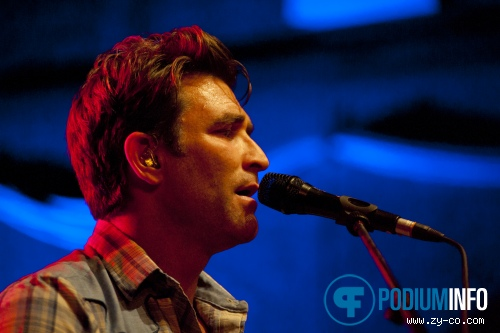 Foto Pete Murray op Pete Murray - 9/4 - Tivoli