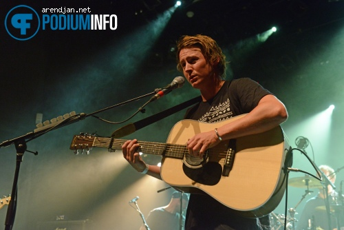 Foto Ben Howard op Ben Howard - 15/4 - Tivoli