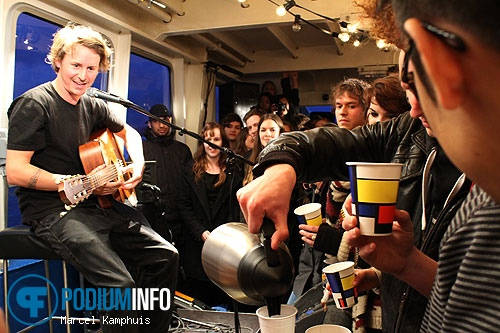 Foto Ben Howard op Ben Howard - 11/4 - Veerpont Amsterdam