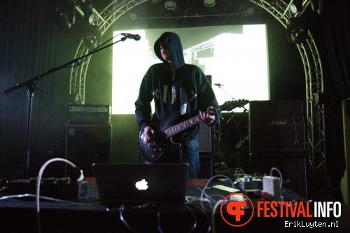 White Static Demon vs JK Flesh op Roadburn 2012 foto
