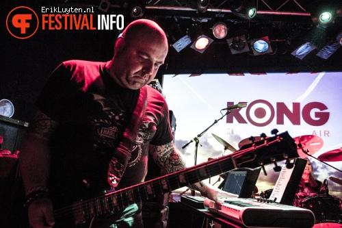 Kong (NL) op Roadburn 2012 foto