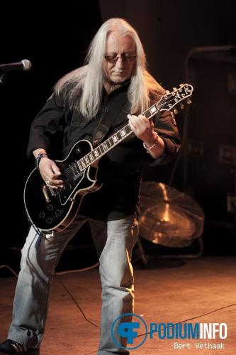 Uriah Heep op Uriah Heep - 13/4 - Patronaat foto