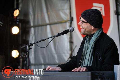 Vive la Straatmuzikant op Motel Mozaique 2012 foto