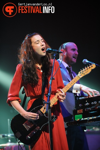 Foto Lisa Hannigan op Motel Mozaique 2012