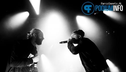 AlteRego & Baldylox op Dope D.O.D. - 20/4 - Tivoli foto