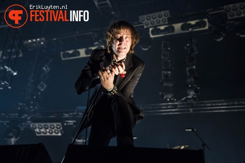Refused op Groezrock 2012 foto