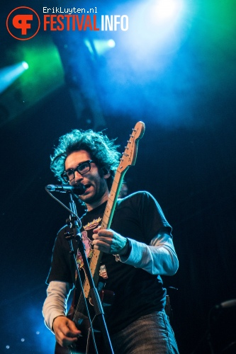 Motion City Soundtrack op Groezrock 2012 foto