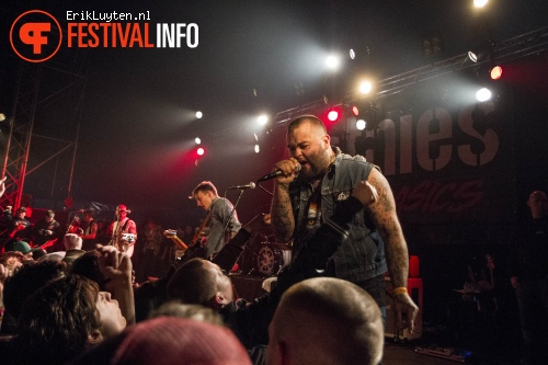Gallows op Groezrock 2012 foto