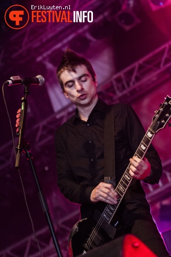 Foto Anti-Flag op Groezrock 2012
