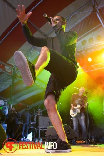 Das Pri-V op Bevrijdingsfestival Overijssel 2012 foto