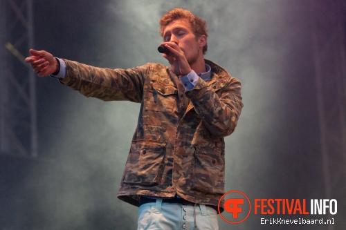 Chef'Special op Bevrijdingsfestival Overijssel 2012 foto
