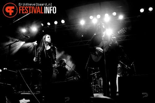 Blaudzun op Bevrijdingsfestival Overijssel 2012 foto