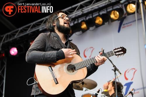 Blaudzun op Bevrijdingsfestival Den Haag 2012 foto