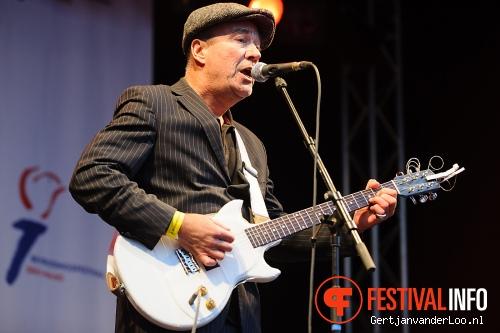 Fischer-Z op Bevrijdingsfestival Den Haag 2012 foto