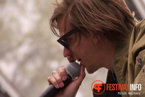 De Jeugd Van Tegenwoordig op Bevrijdingspop Haarlem 2012 foto