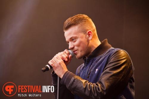 Gers Pardoel op Bevrijdingspop Haarlem 2012 foto