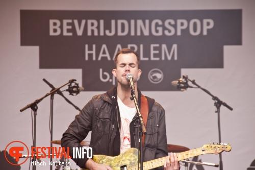 Case Mayfield op Bevrijdingspop Haarlem 2012 foto