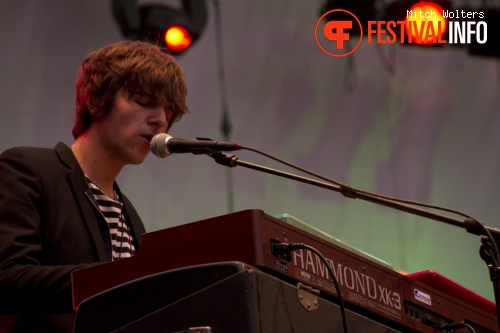 Will And The People op Bevrijdingspop Haarlem 2012 foto