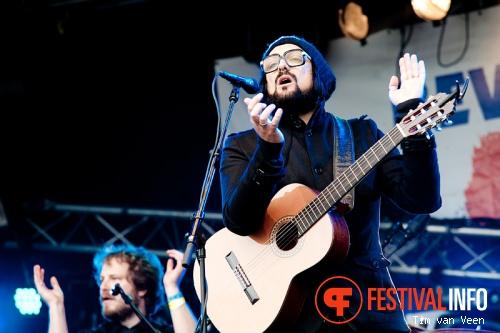 Blaudzun op Bevrijdingsfestival Utrecht foto