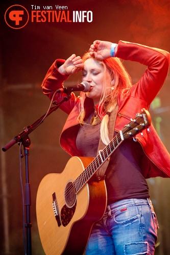 Yori Swart op Bevrijdingsfestival Utrecht foto