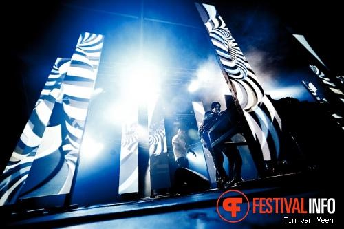 Boemklatsch op Bevrijdingsfestival Utrecht foto