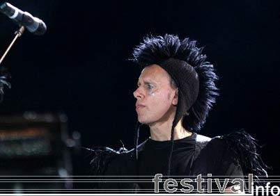 Depeche Mode op Werchter 2006 foto