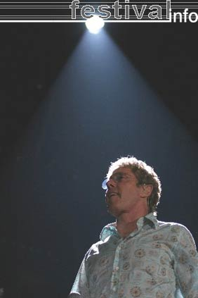 The Who op Werchter 2006 foto