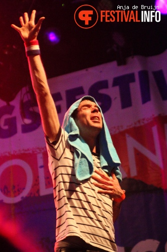Baskerville op Bevrijdingsfestival Zuid Holland 2012 foto