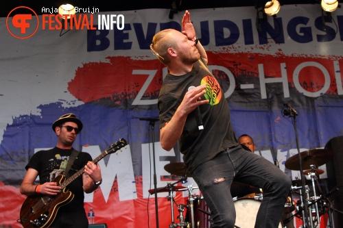 Foto Splendid op Bevrijdingsfestival Zuid Holland 2012